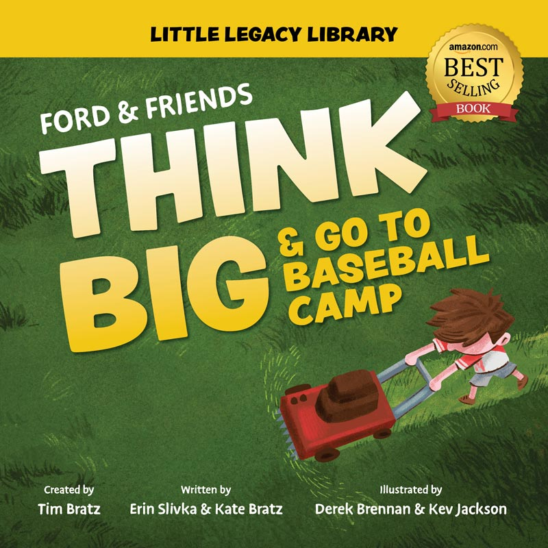 Think Big and Go To Baseball Camp