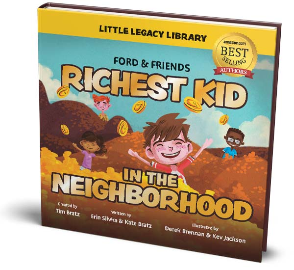 Ford & Friends: Richest Kid in the Neighborhood